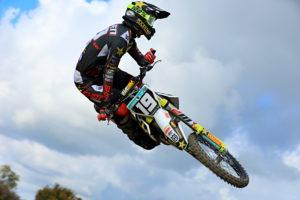 Racerkører fra Dm Motocross-serien2